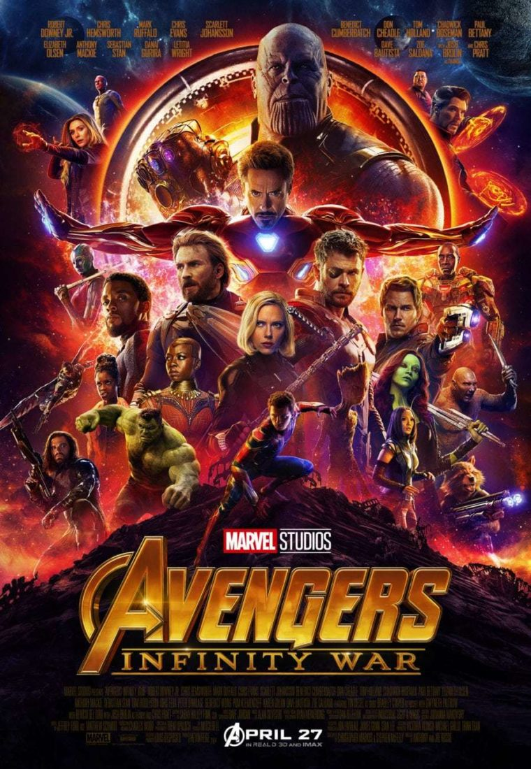 Marvel Avengers Infinity War Collectibles Gift Pack #Giveaway