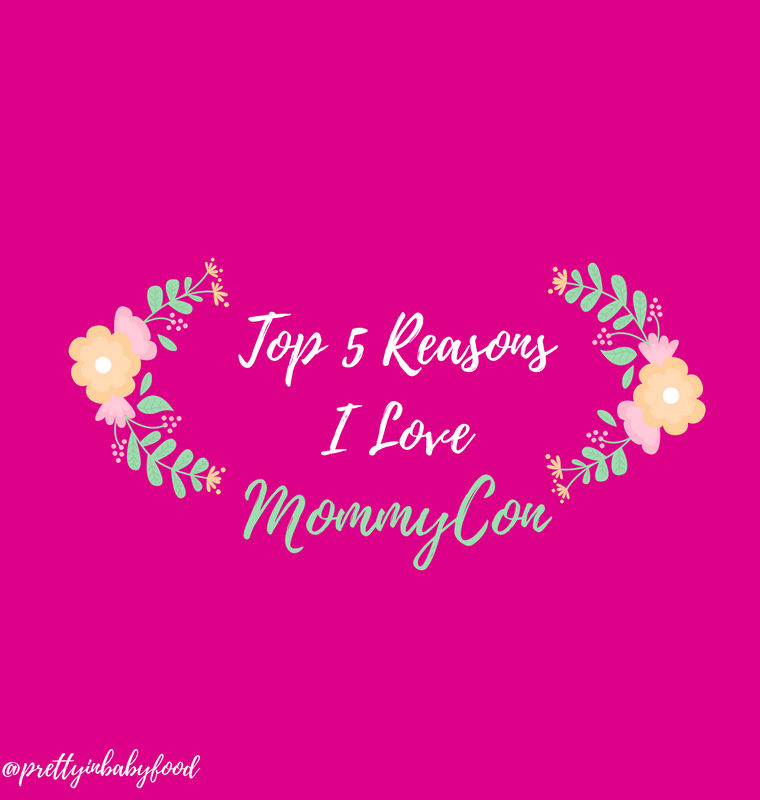 Top 5 Reasons I Love MommyCon