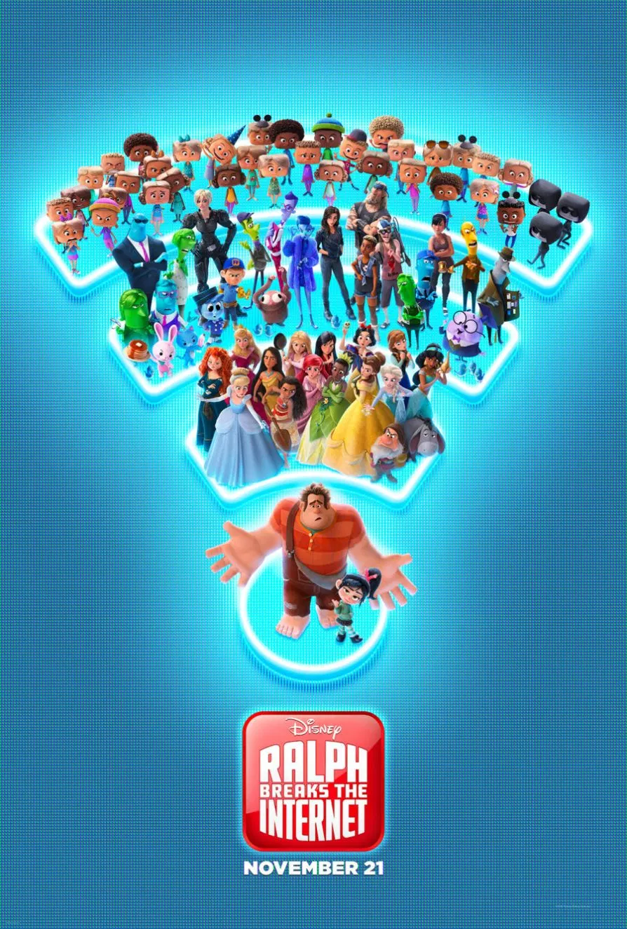 Ralph Breaks the Internet Gift Pack Giveaway