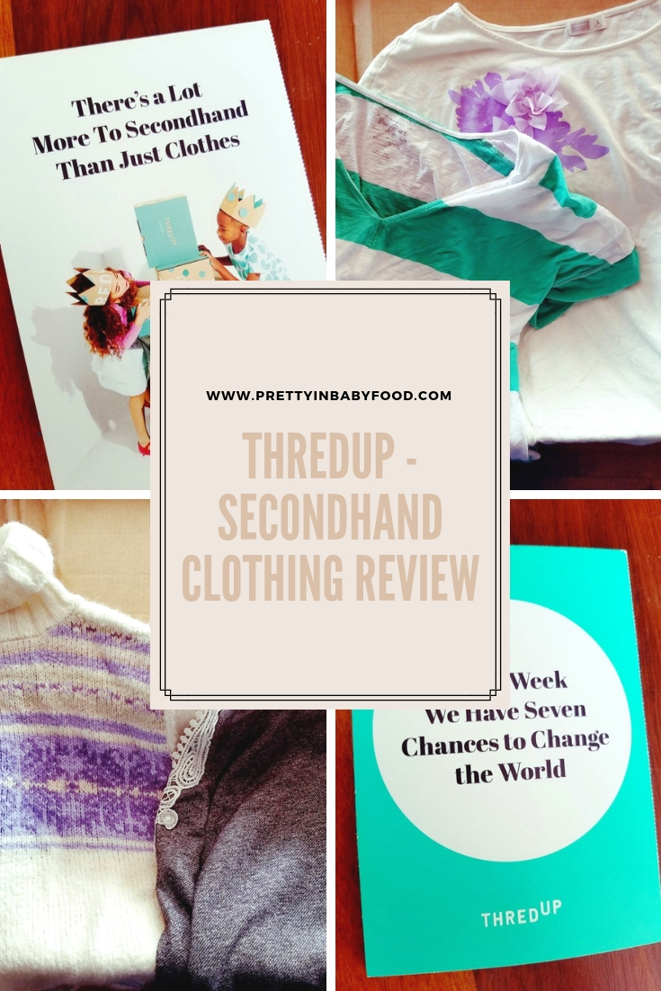 ThredUp – Secondhand Clothing Review
