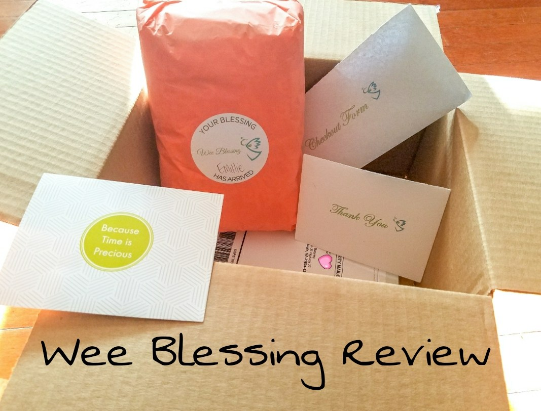Blessings Come in All Sizes: Wee Blessing Review