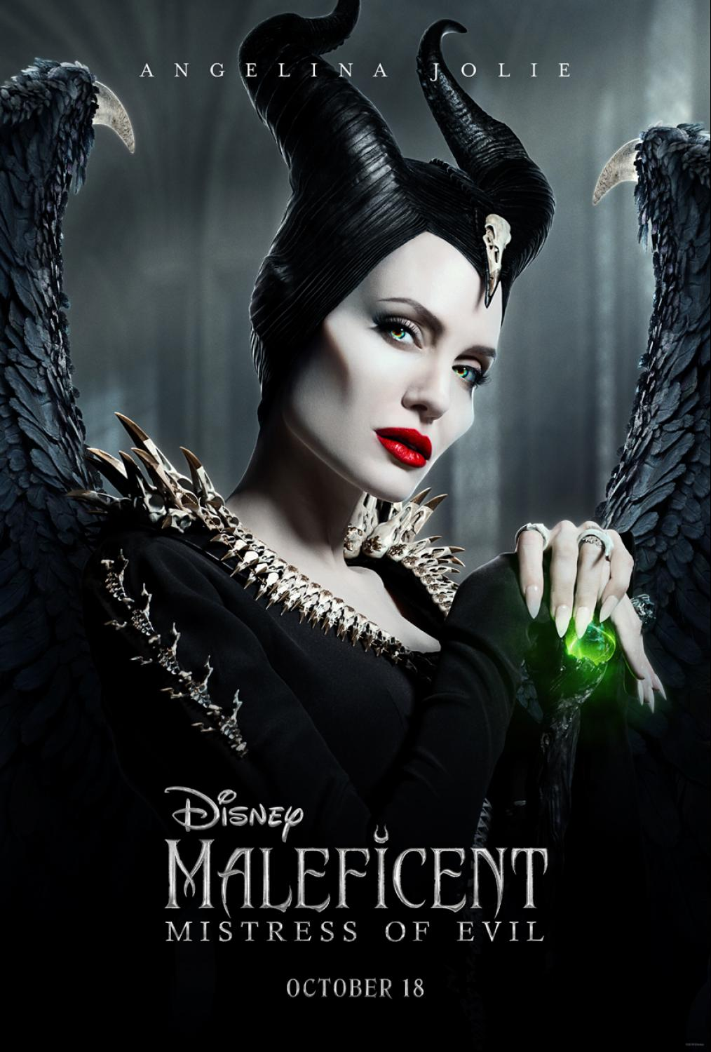 Disney's Maleficent: Mistress of Evil Trailer Reaction