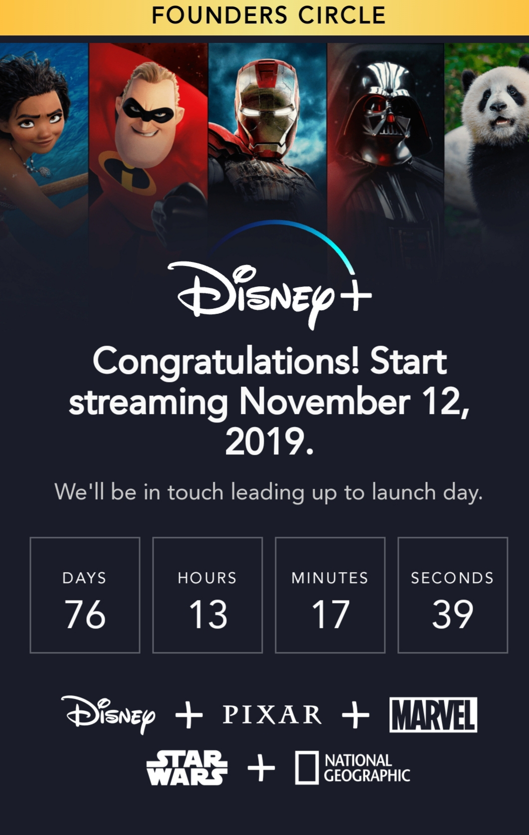 Why This Disney Fan Signed Up For Disney+