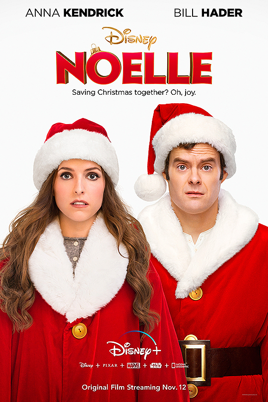 Noelle Disney+ Movie Review