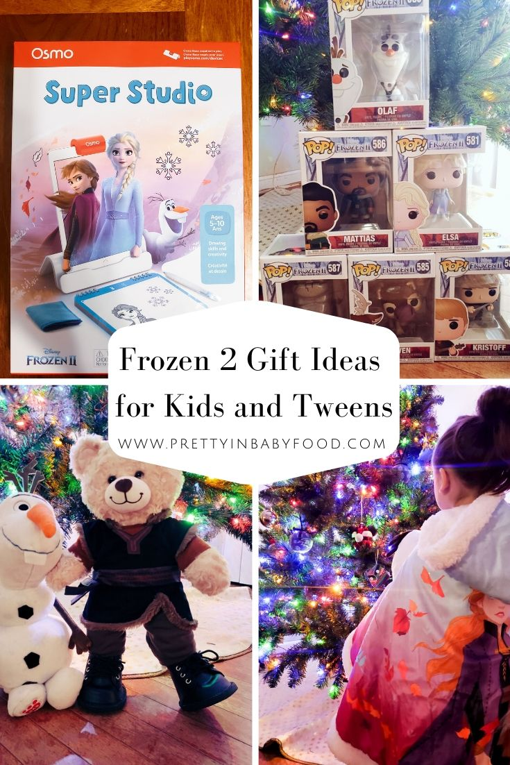 Frozen 2 Gift Ideas for Kids and Tweens