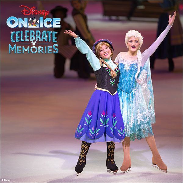 Disney On Ice presents Celebrate Memories – Ticket Discount Code!