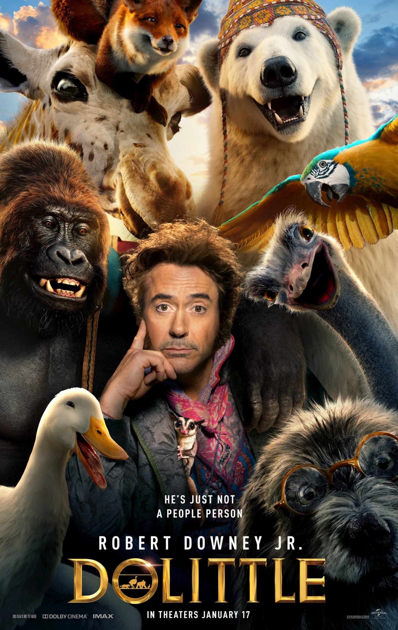 Dolittle: Spoiler-Free Movie Review