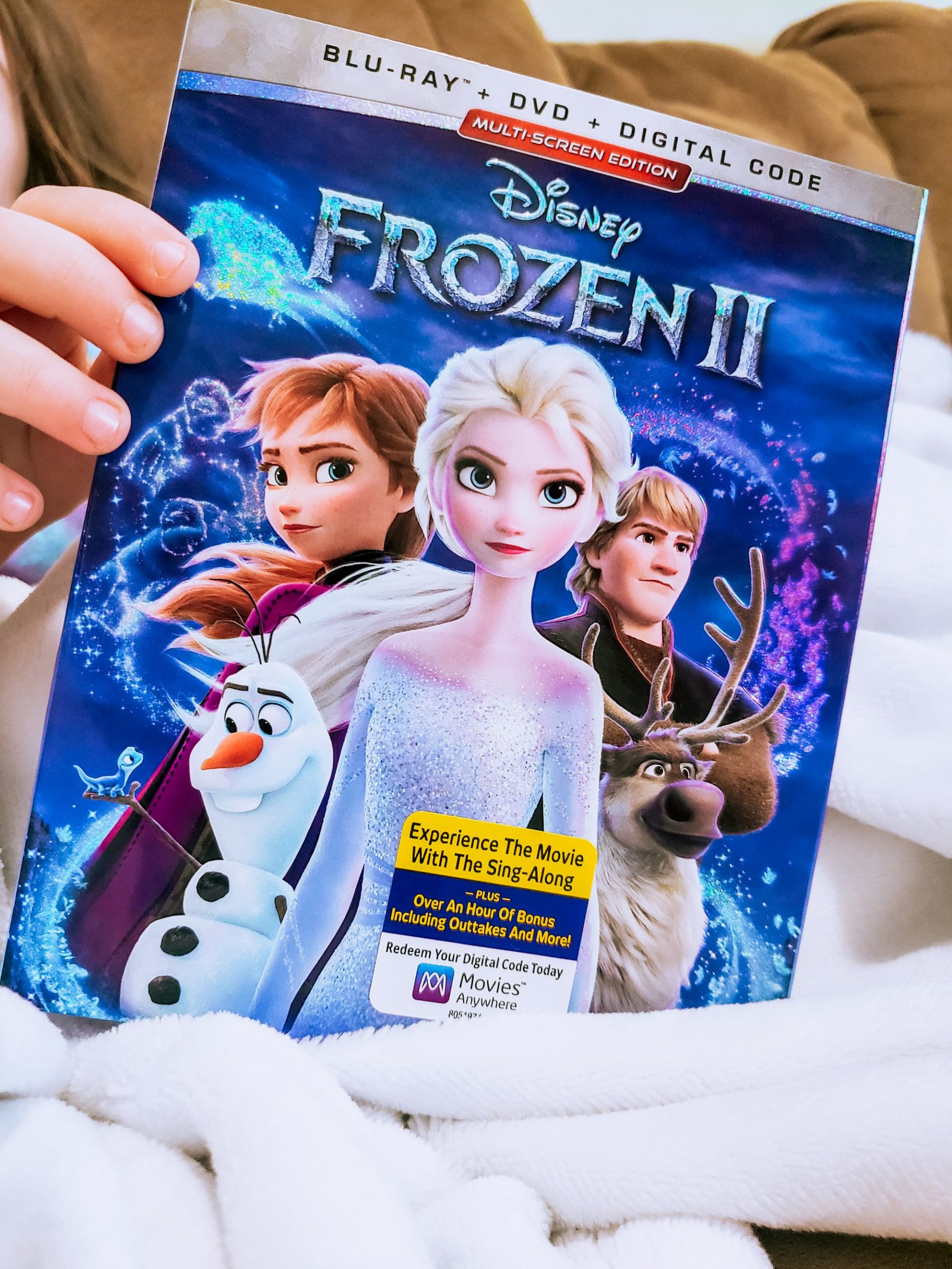 Frozen 2 Watch Party Food and Craft Ideas