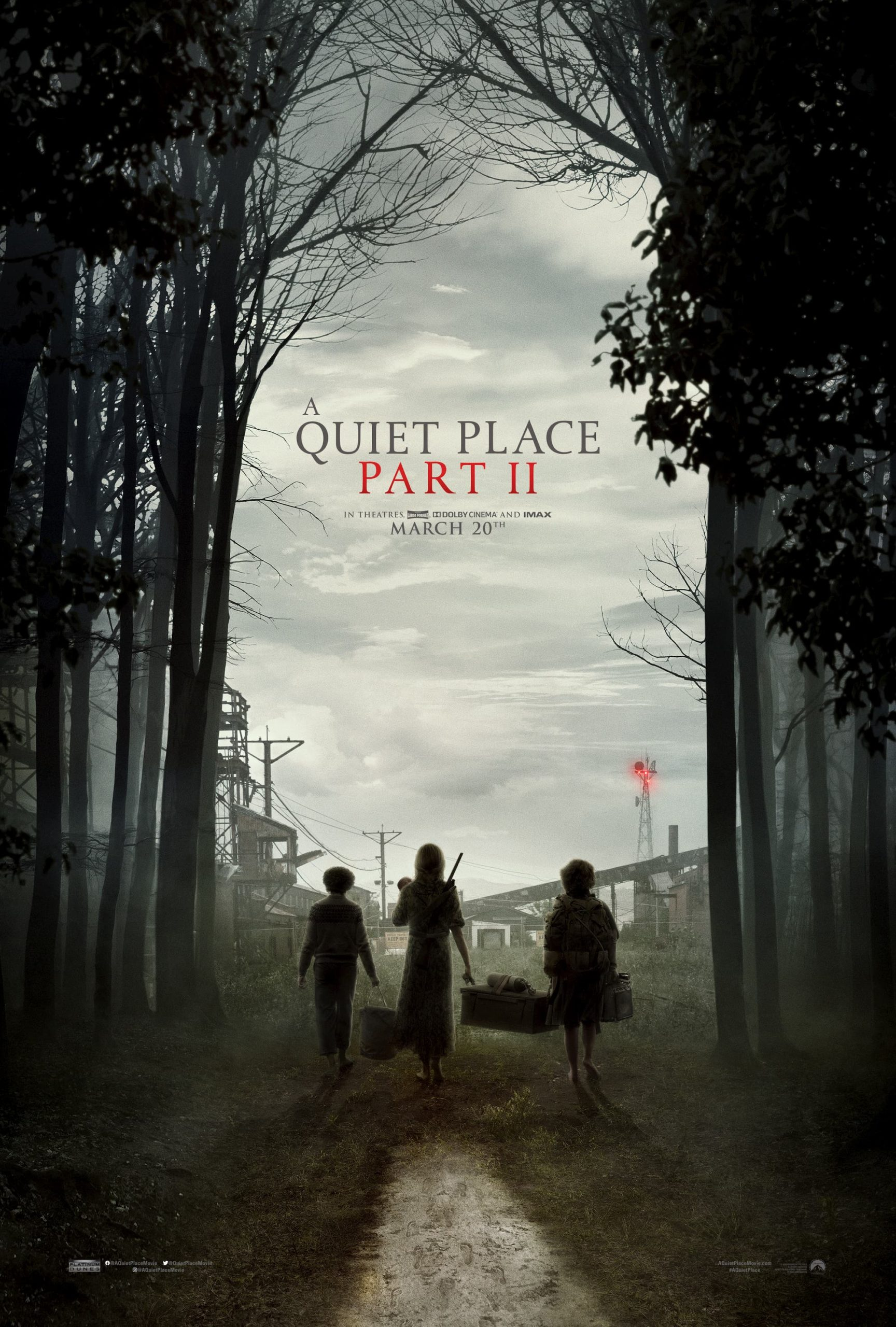 A Quiet Place Part II Trailer Reaction & Big Game TV Spot
