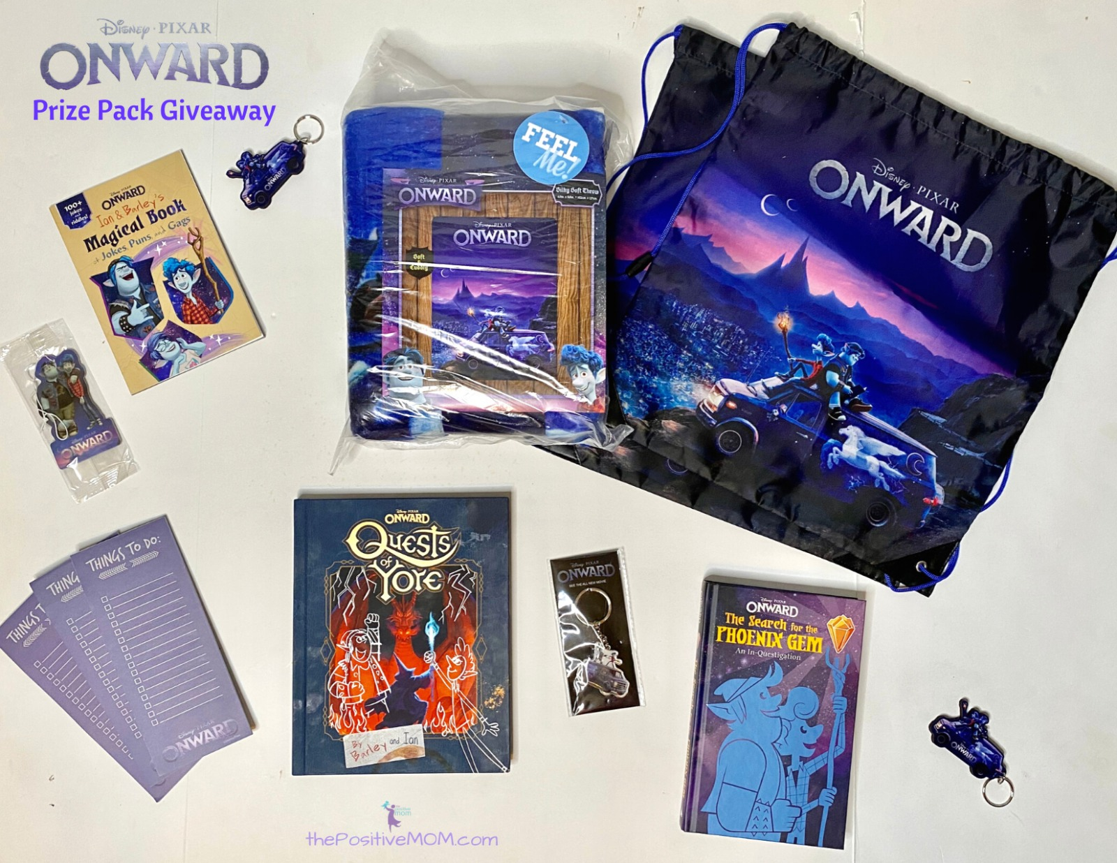 Onward Prize Pack Giveaway!