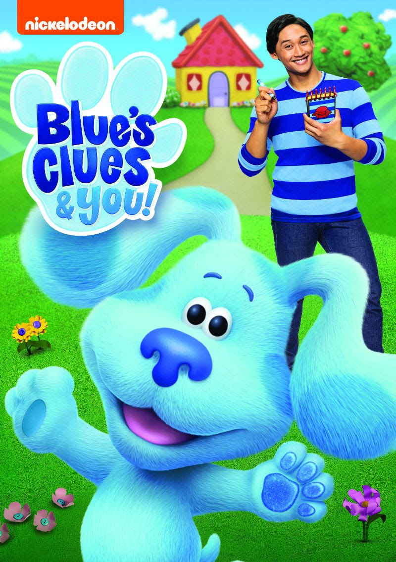 Blue's Clues & You! DVD Release