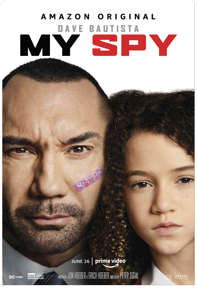 My Spy Spoiler-Free Movie Review