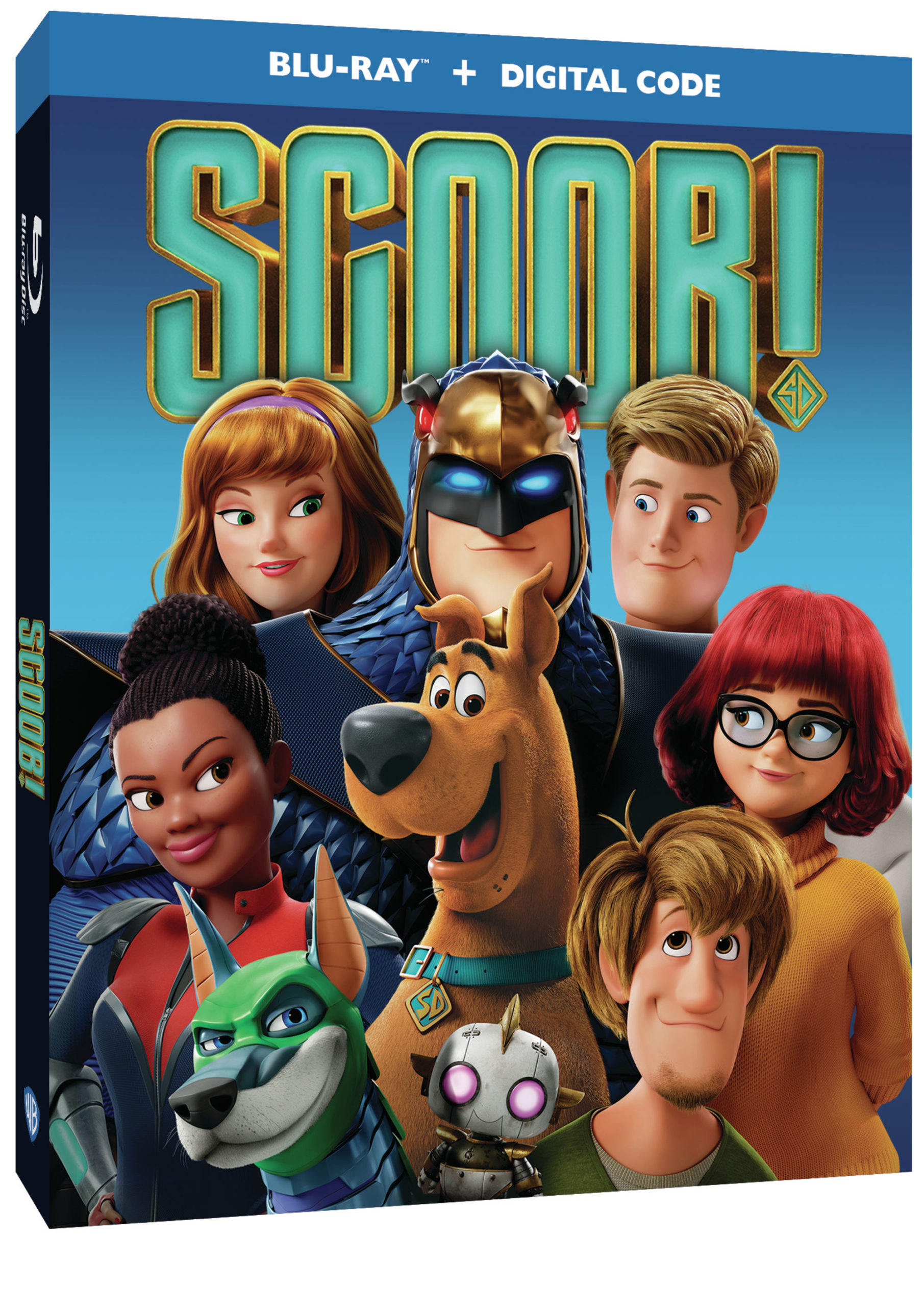 SCOOB! Is out on Blu-ray and DVD Now!