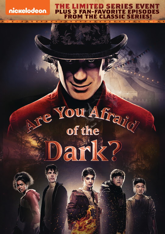 Are You Afraid of the Dark? New DVD!