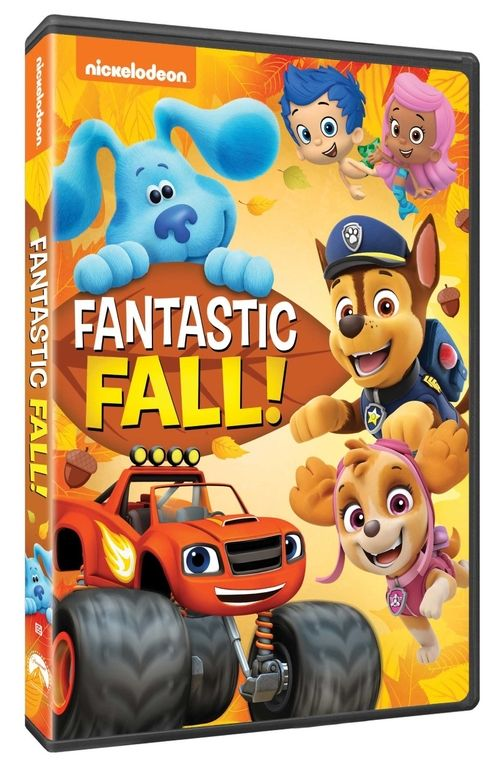 Nick Jr.: Fantastic Fall! New DVD