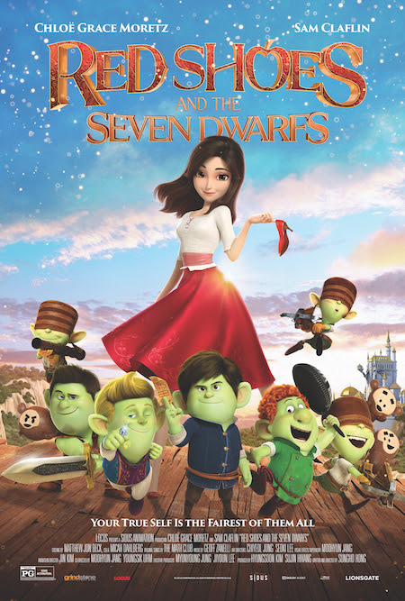Red Shoes and the Seven Dwarfs Movie Review