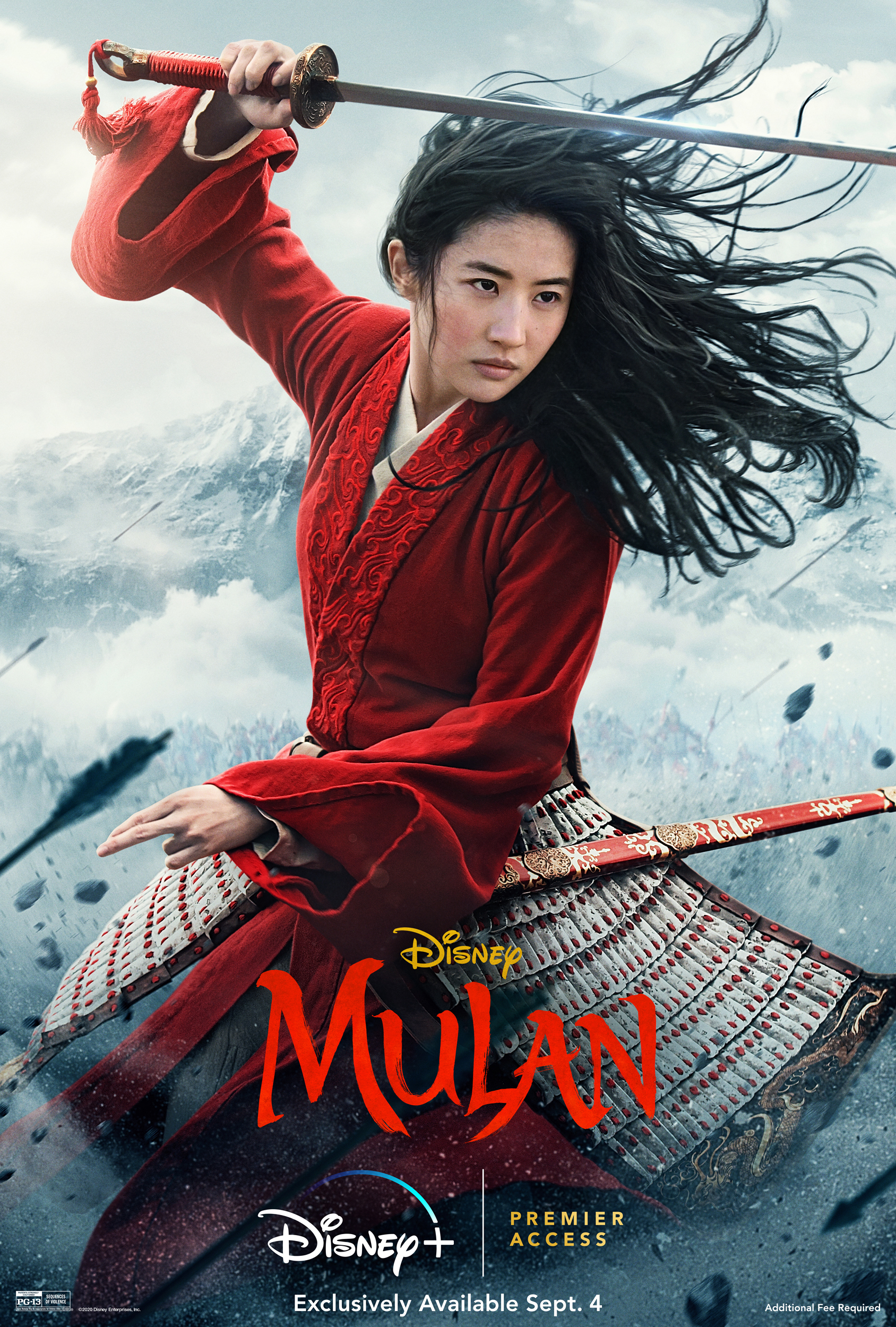 Disney's Mulan Movie Review