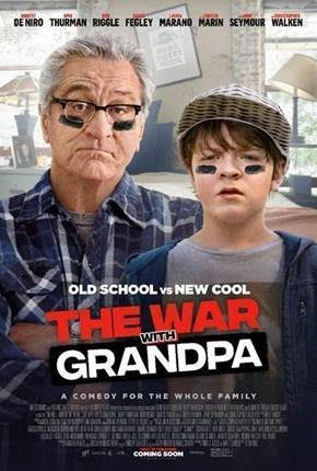 The War with Grandpa Press Junket & My Favorite Moments!
