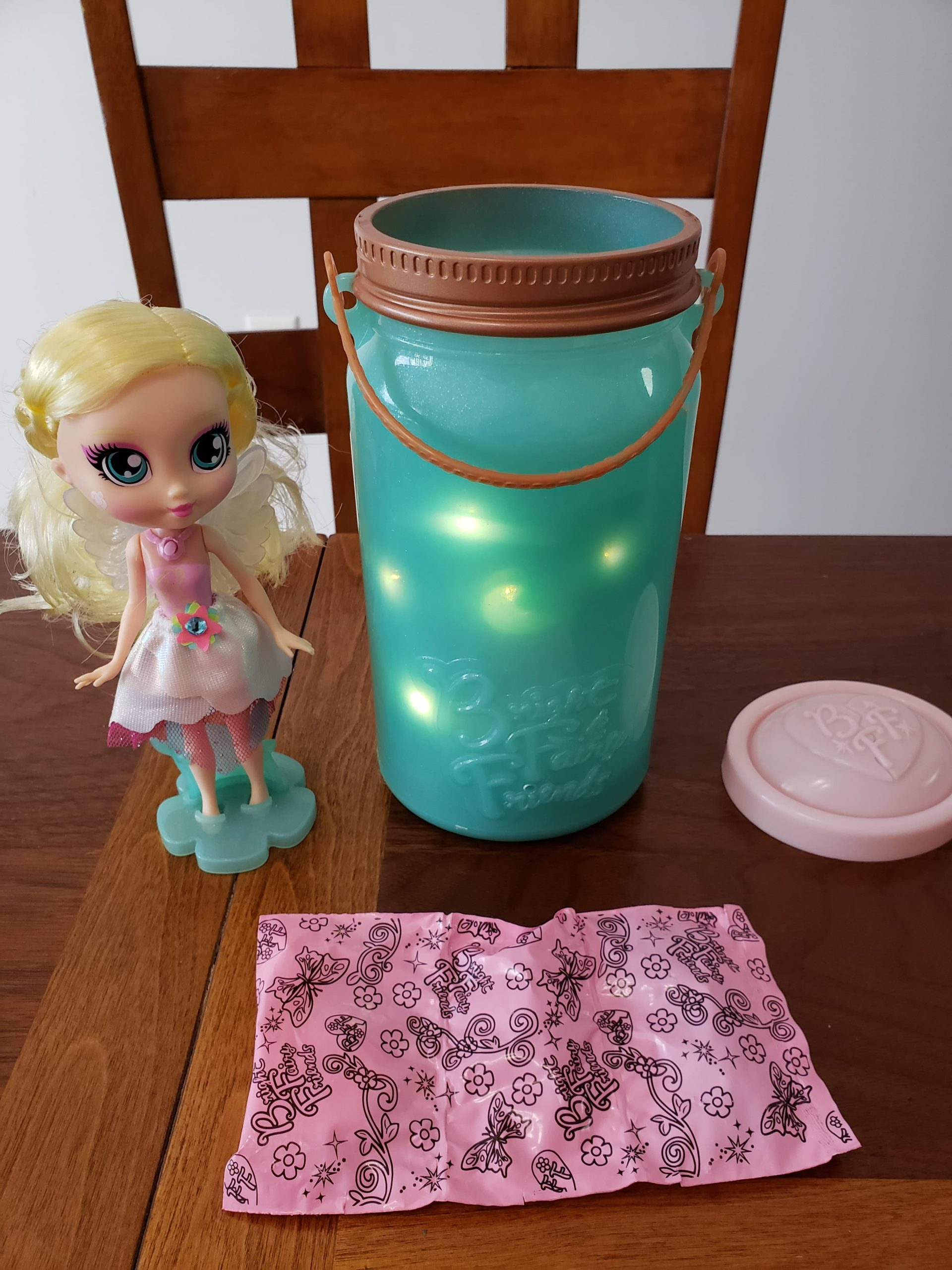 Bright Fairy Friends Toy Review