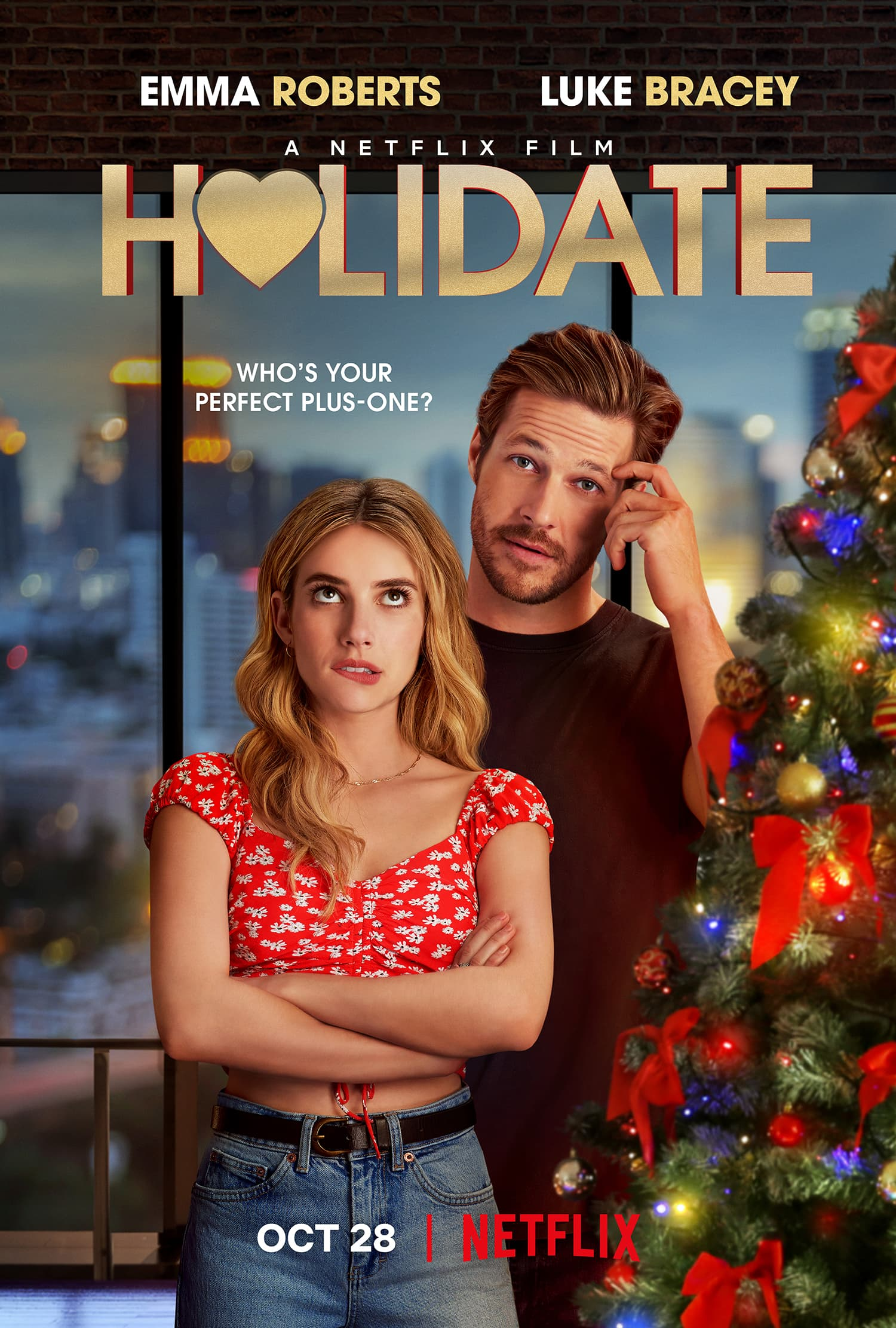 Holidate Spoiler-Free Movie Review