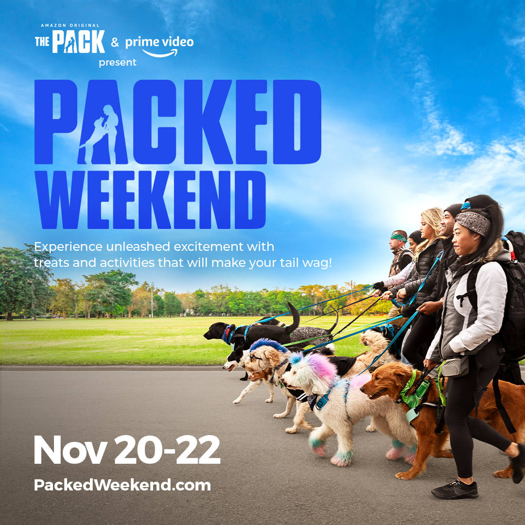 Packed Weekend: Celebrate the Show The Pack