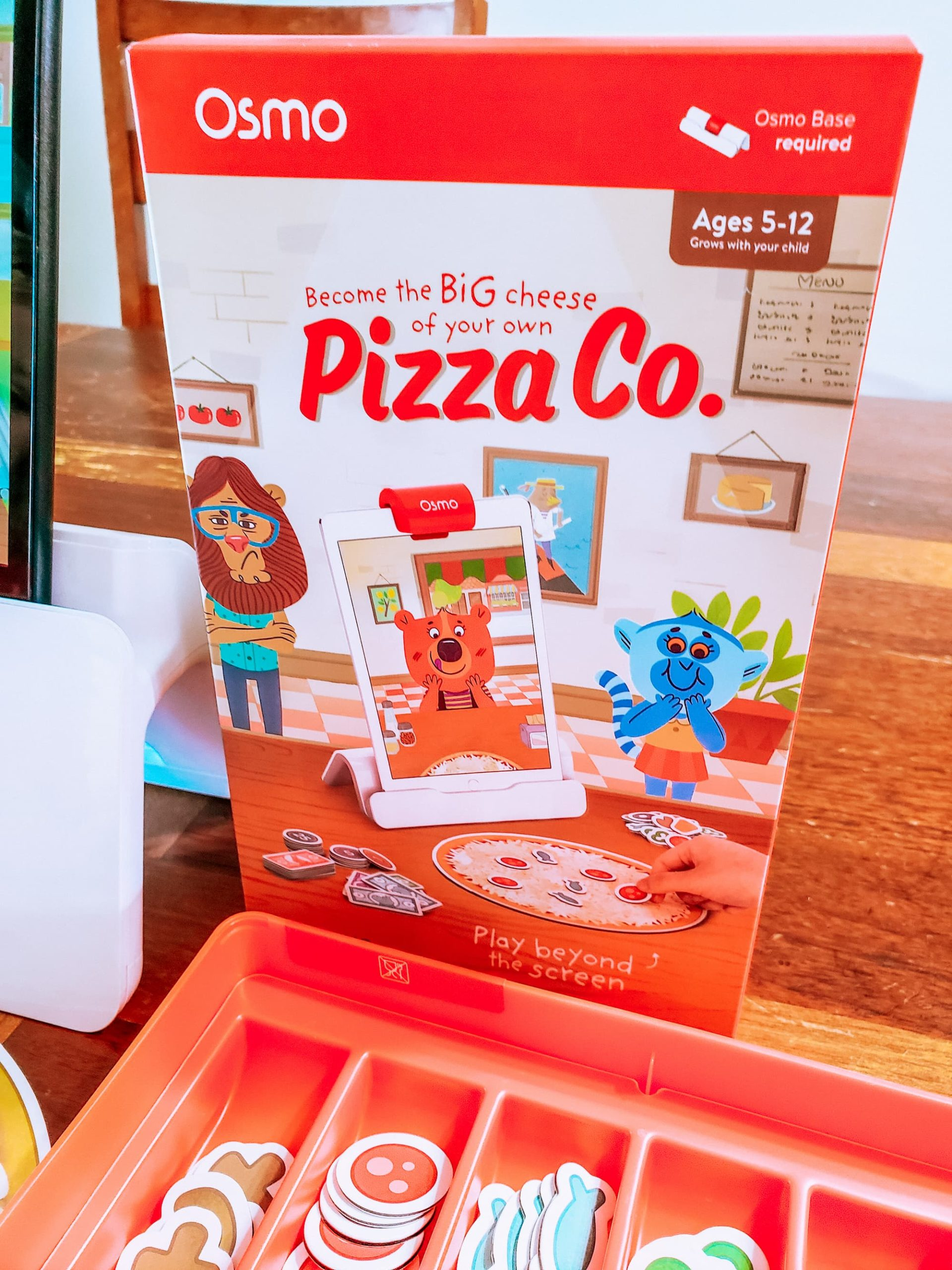 Play Osmo Pizza Co. Game Review