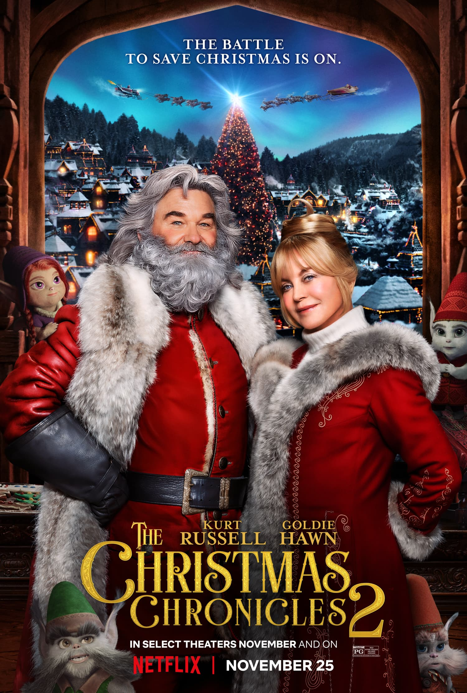 The Christmas Chronicles 2 Spoiler-Free Movie Review