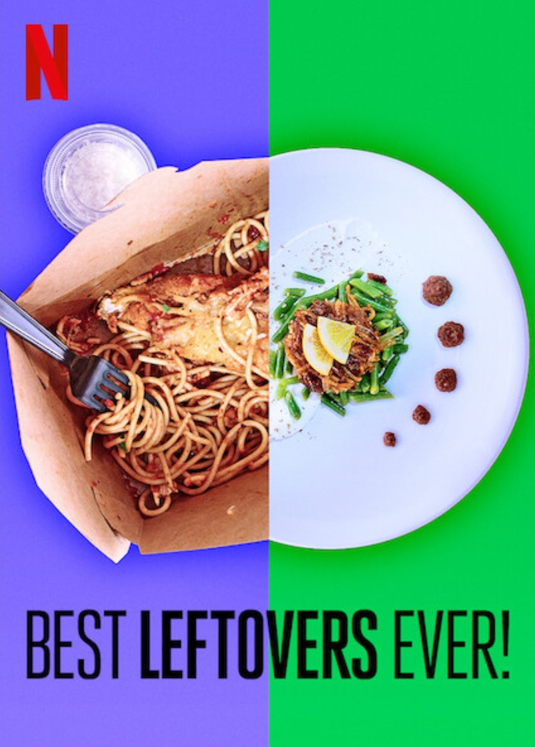 Best Leftovers Ever! is Coming to Netflix!