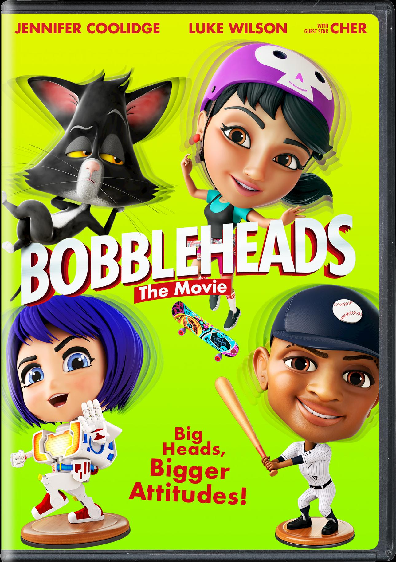 Bobbleheads: The Movie Review