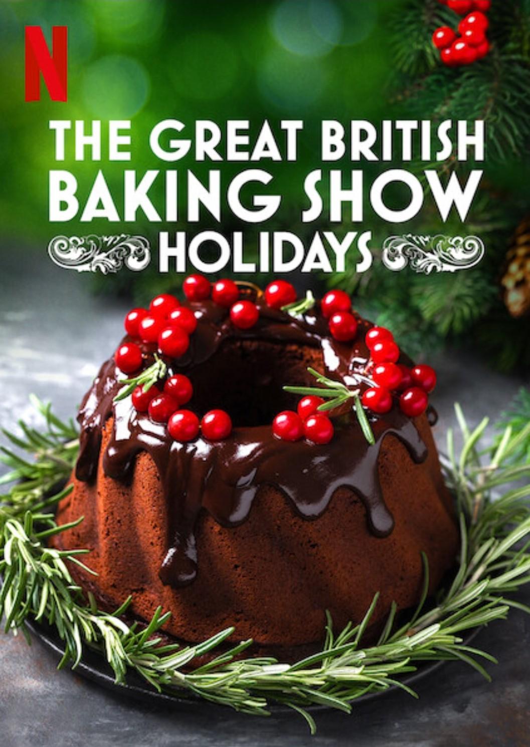 The Great British Baking Show Holidays Season 3