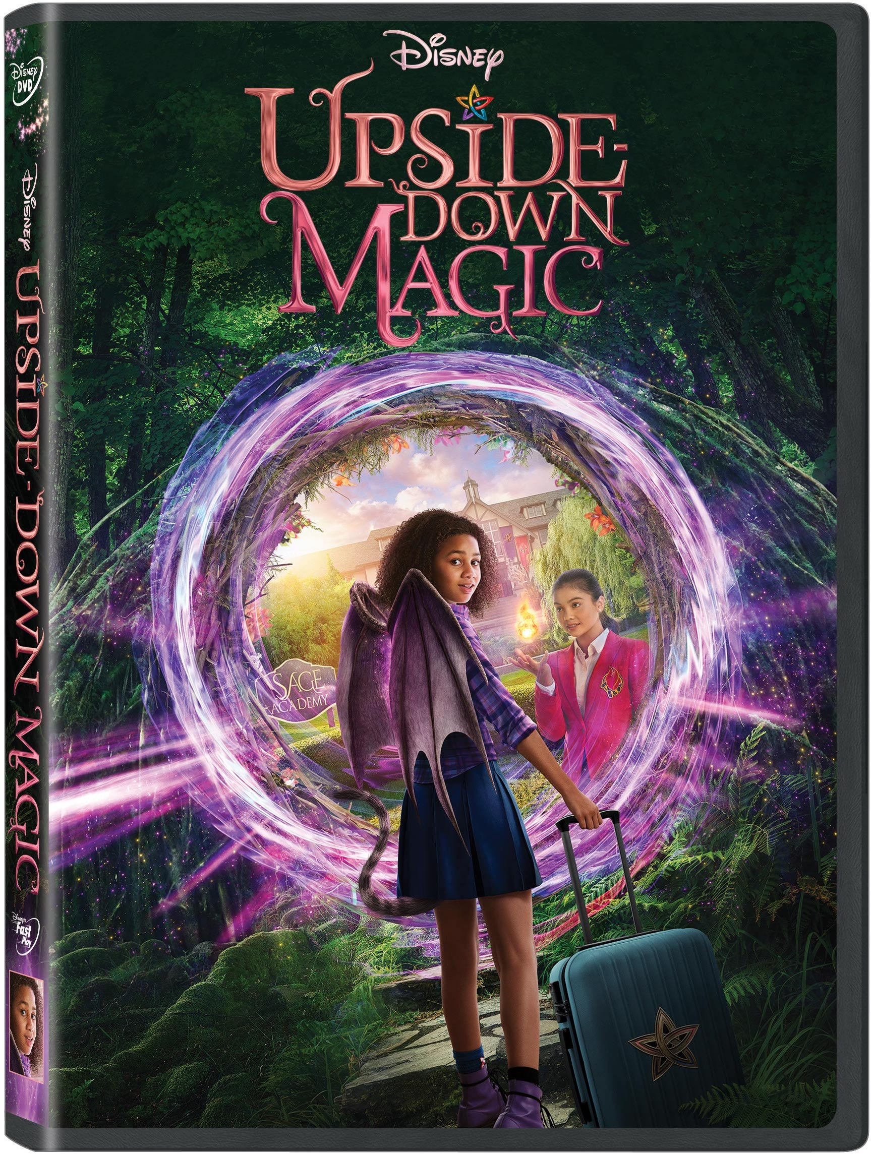Upside Down Magic Movie Review