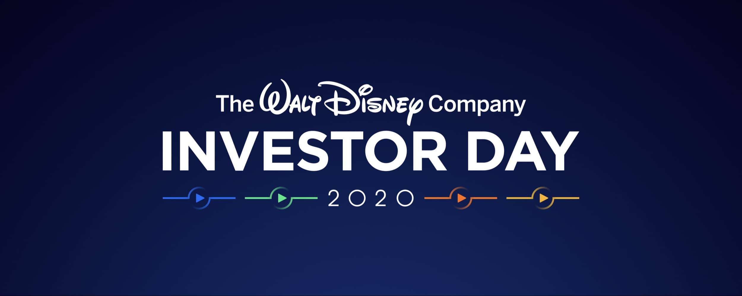 The Walt Disney Company Investor Day 2020