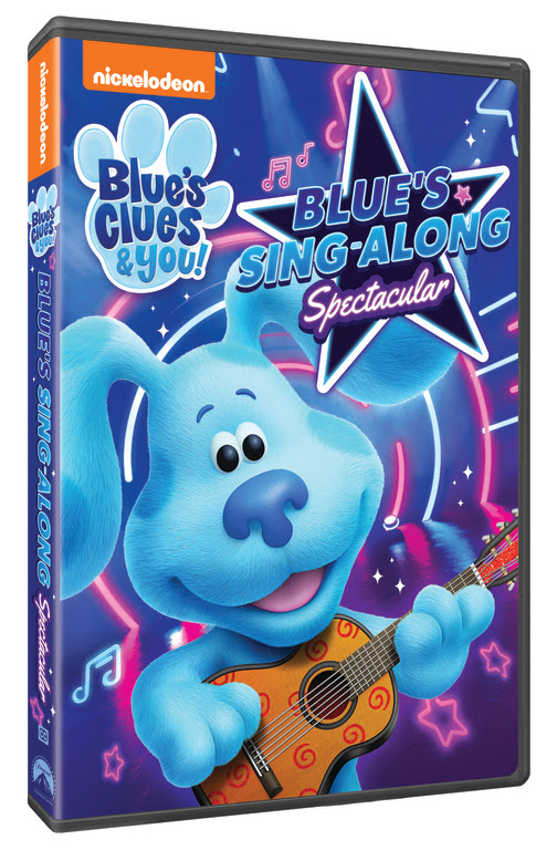 Blue's Clues & You! Blue's Sing-Along Spectacular