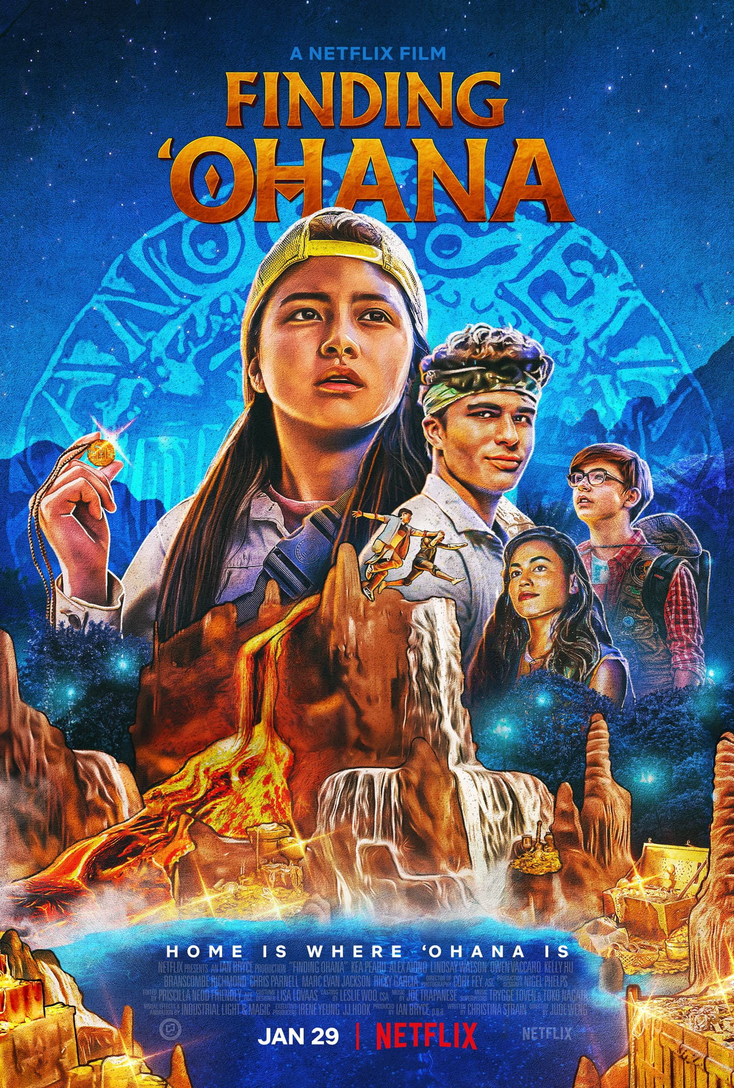 Finding 'Ohana Movie Review: Spoiler-Free