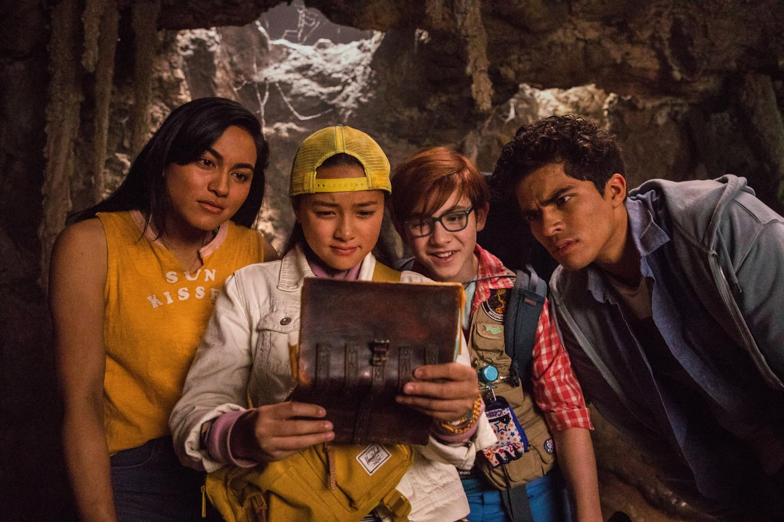Finding 'Ohana and Geocaching: An Interview with screenwriter Christina Strain and Director Jude Weng