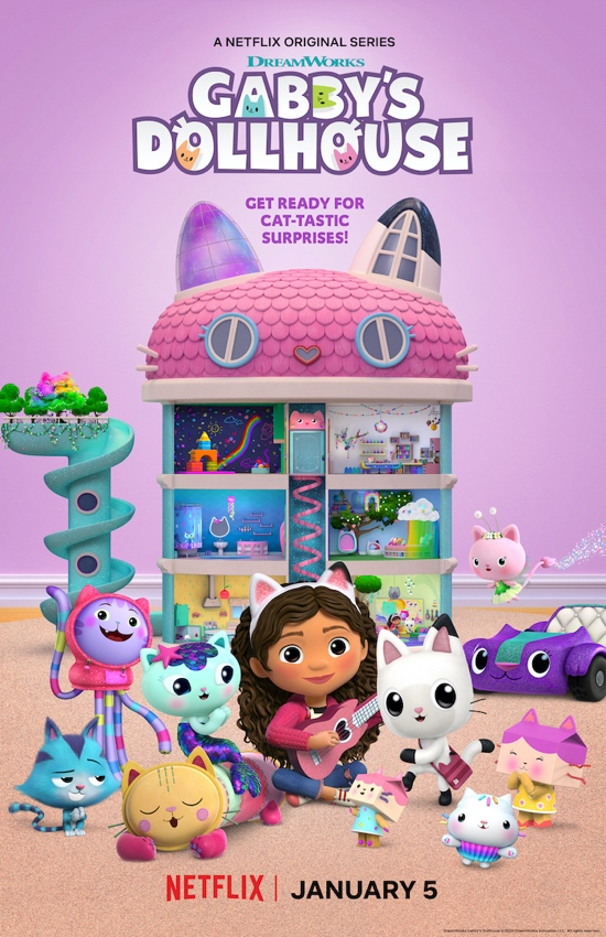 Gabby's Dollhouse Review & Interview with the Creators