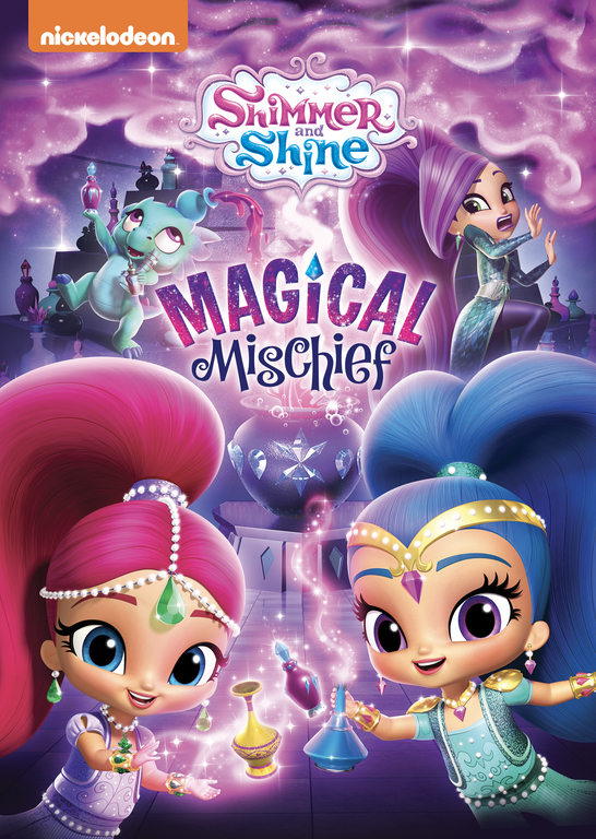 Shimmer and Shine: Magical Mischief DVD Release