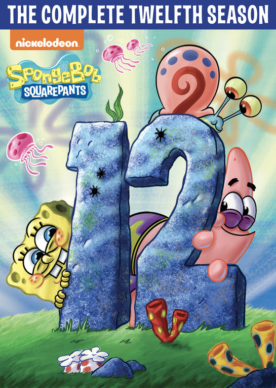SpongeBob SquarePants The Complete Twelfth Season
