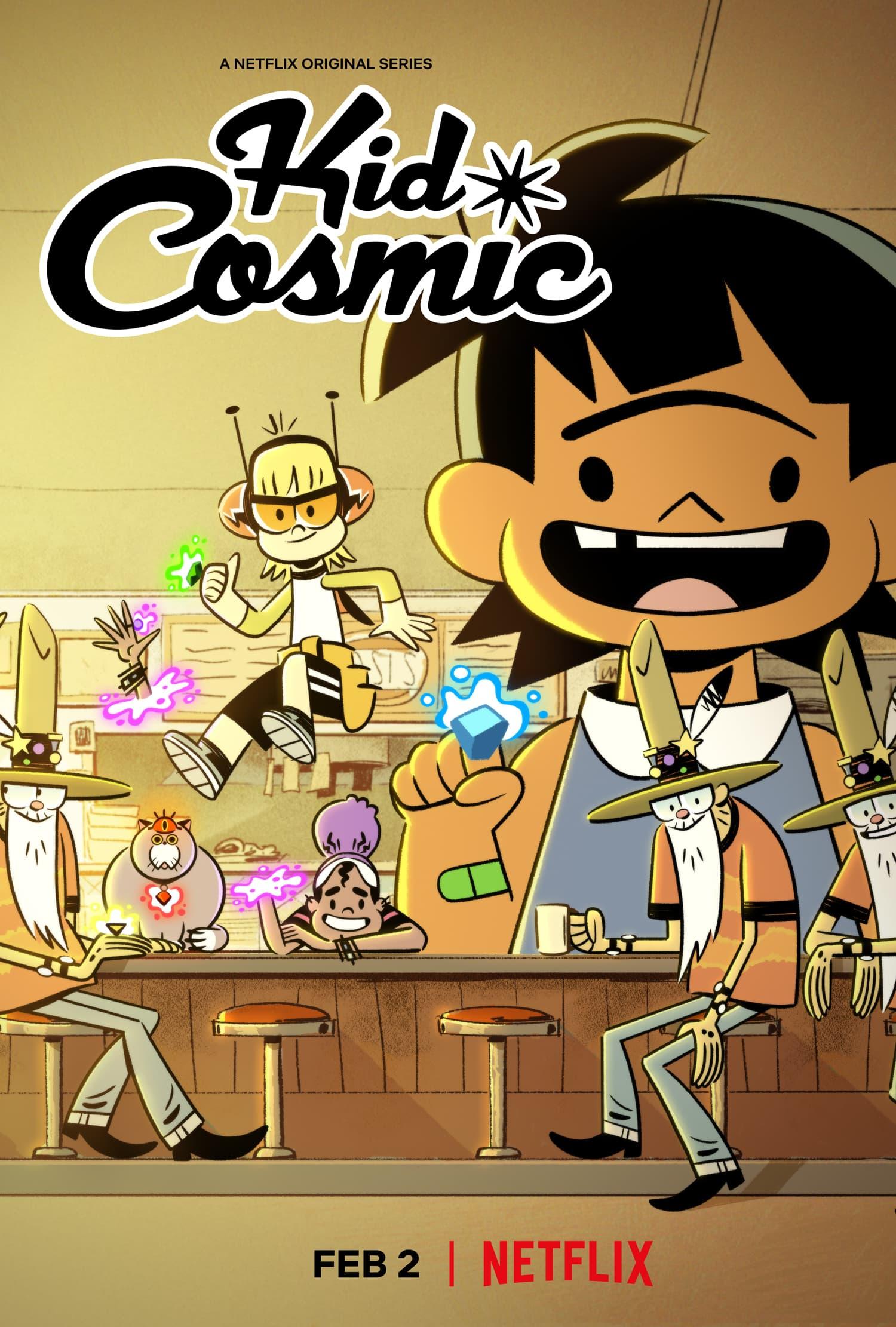 Kid Cosmic Season 1 Spoiler-Free Review
