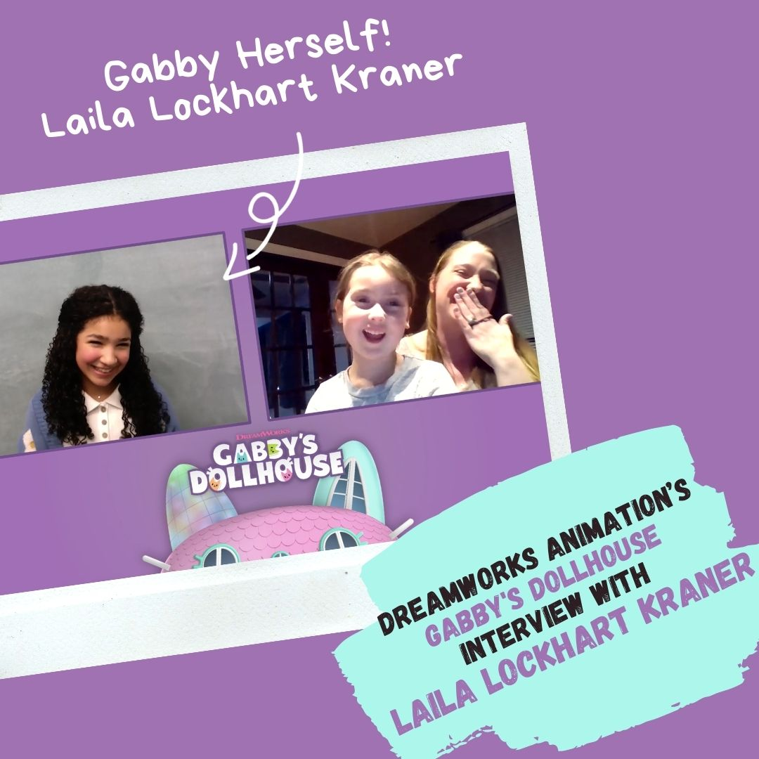 Gabby's Dollhouse: Laila Lockhart Kraner Interview