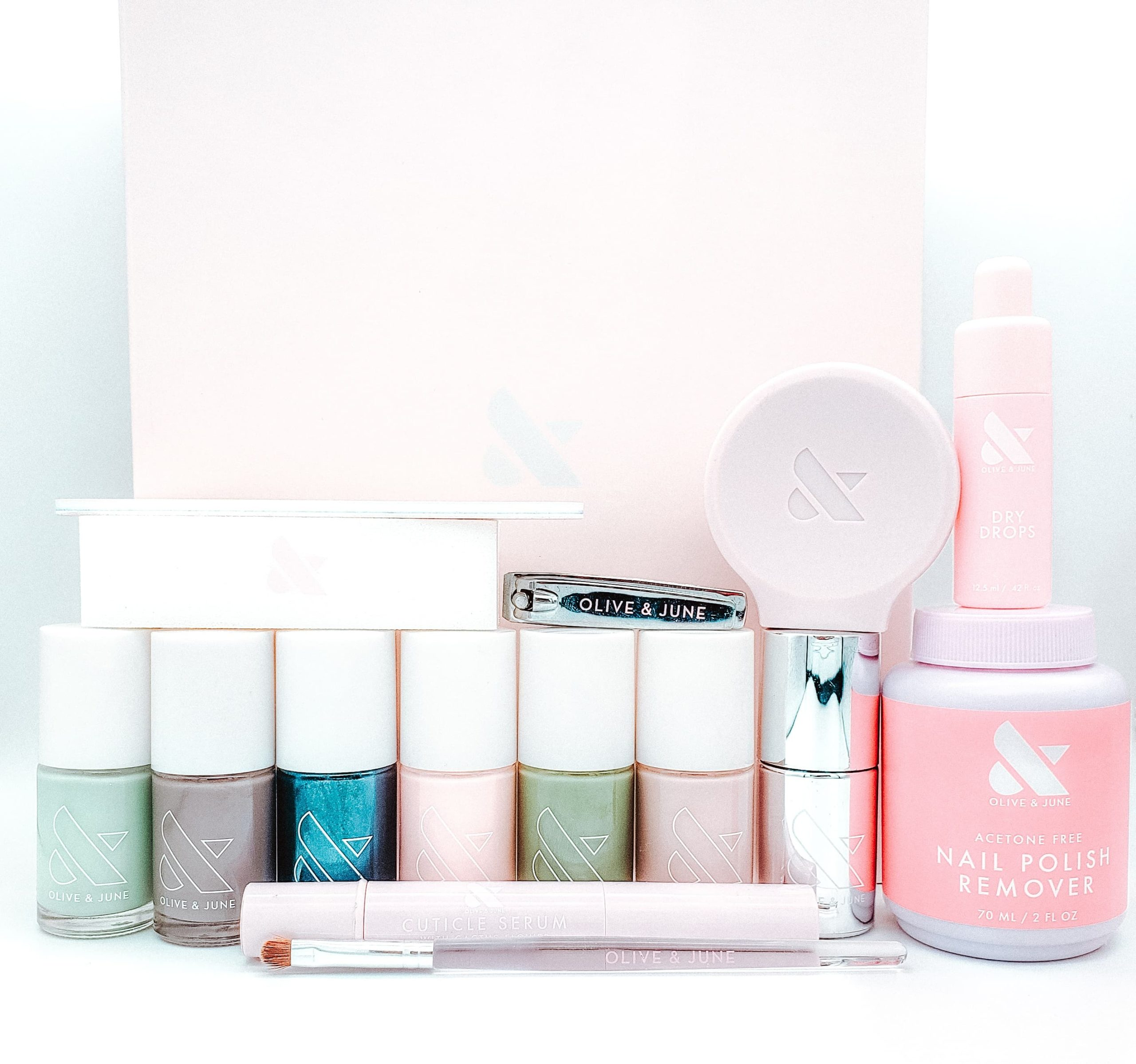 Olive & June Review: Quality Manicures at Home