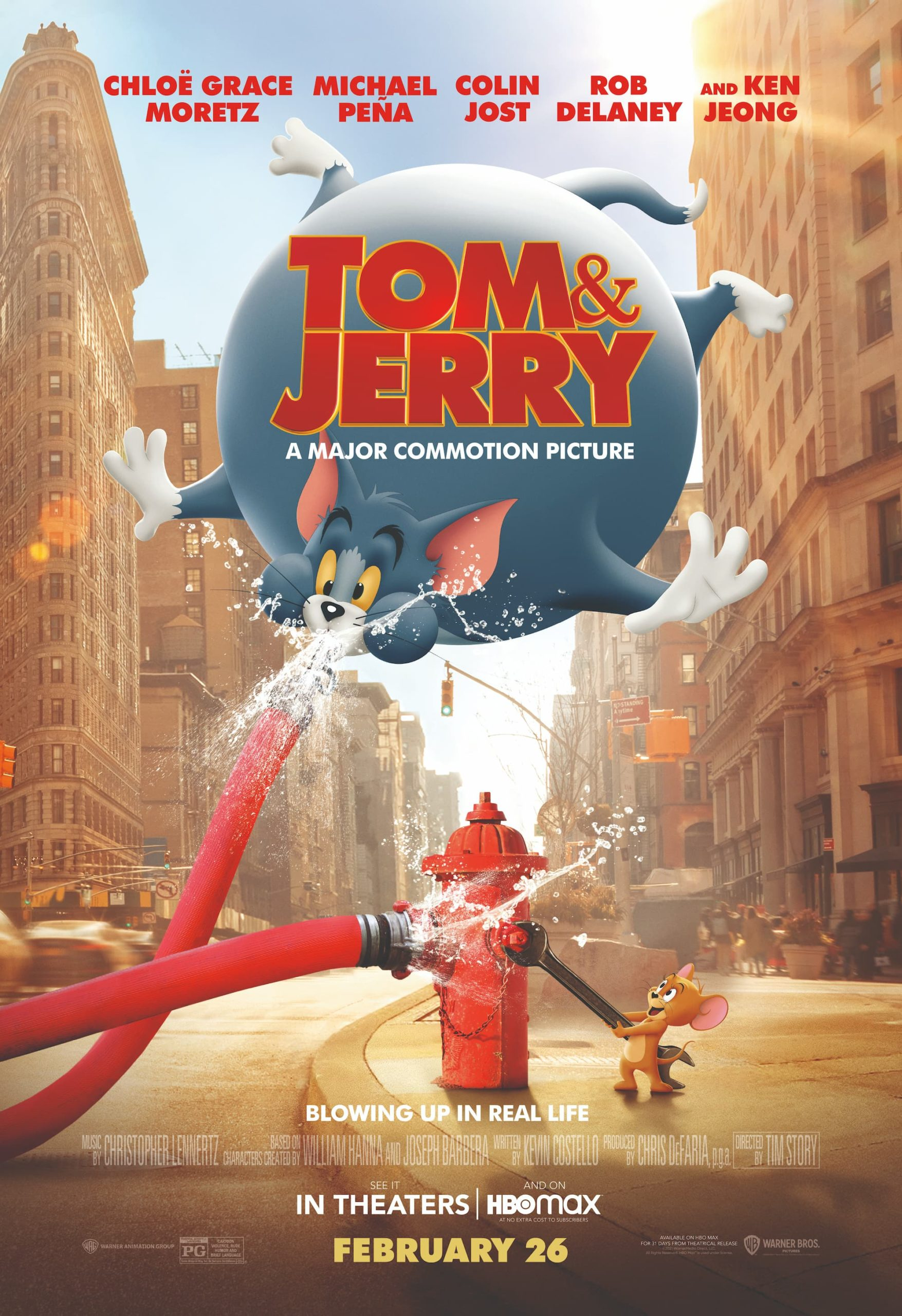 Tom & Jerry Activities and Games!