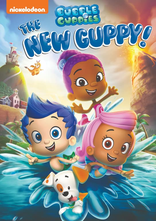 Bubble Guppies: The New Guppy! DVD Release Info
