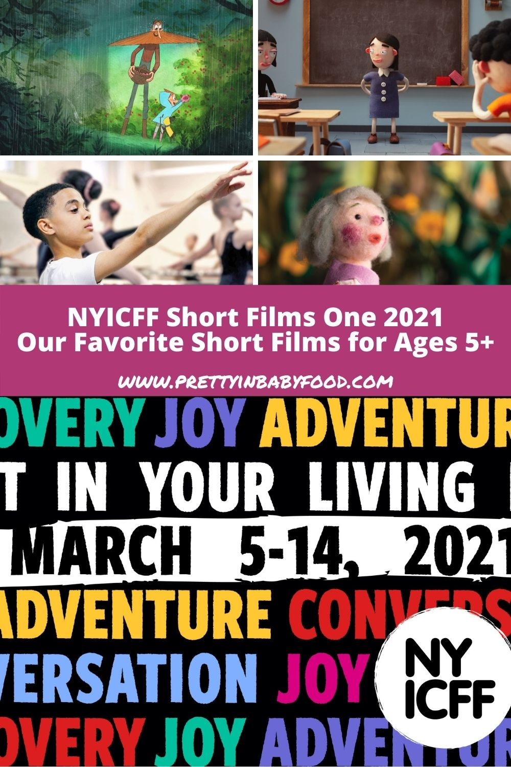 NYICFF Short Films One 2021: Our Favorite Films for Ages 5+
