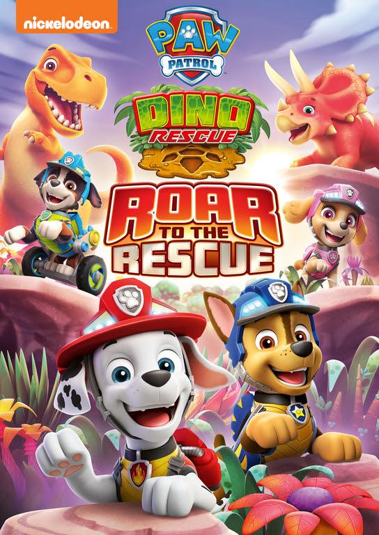 Paw Patrol Dino Rescue Roar to the Rescue