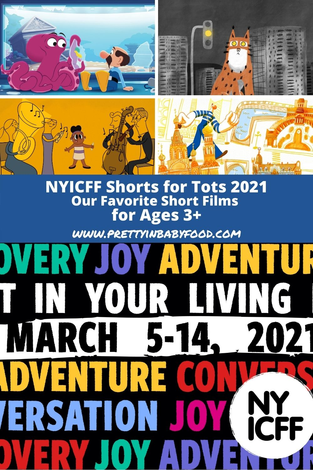 NYICFF Shorts for Tots 2021: Our Favorite Short Films for Ages 3+