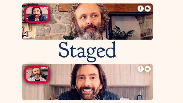 BBC'S Staged Season 2: Coming to Hulu!