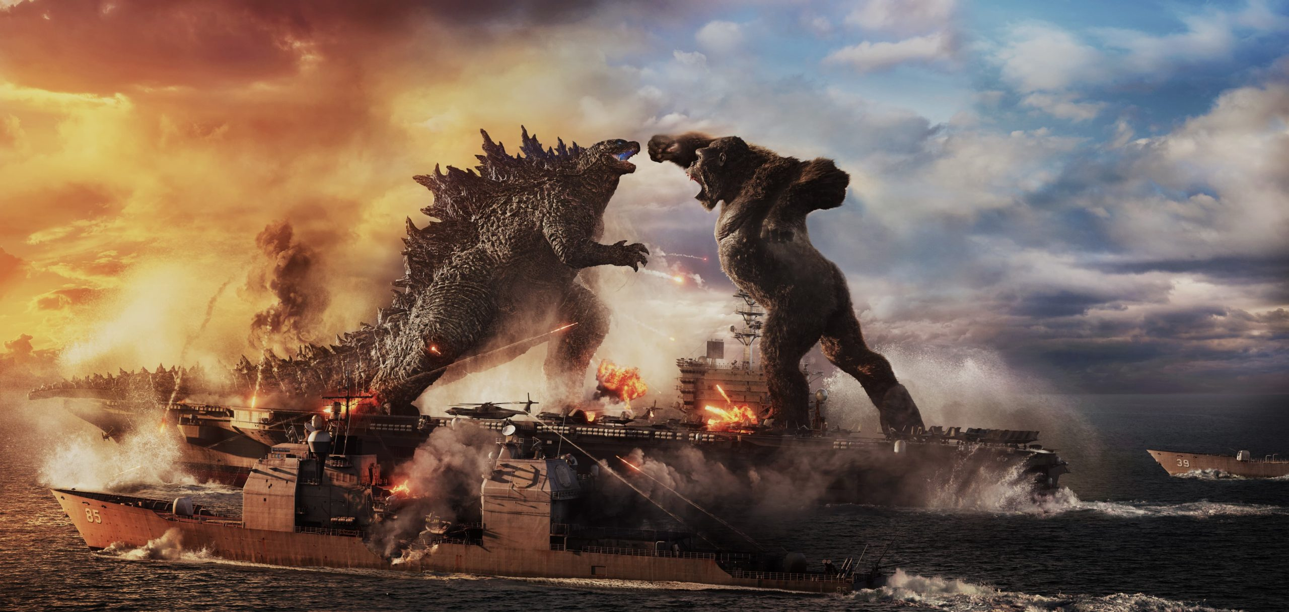 Godzilla vs Kong Movie Review