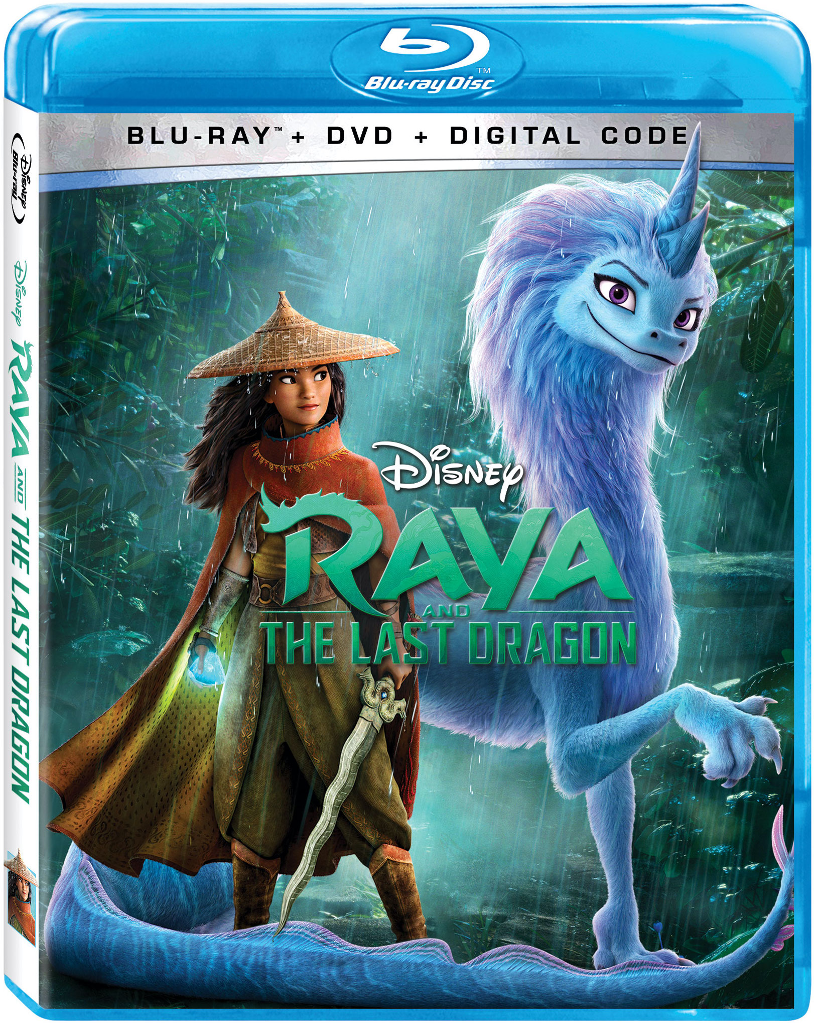 Disney's Raya and the Last Dragon Release Info
