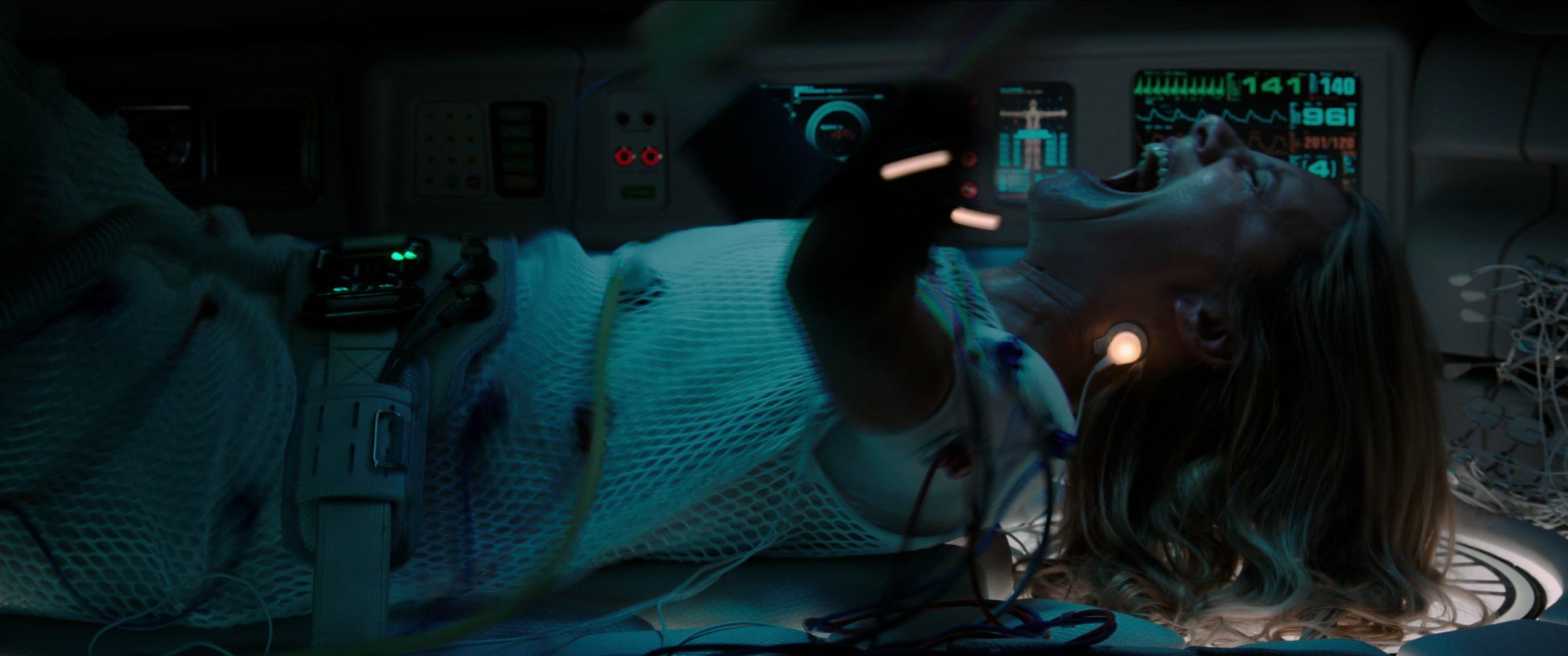 Oxygen Netflix Movie Review